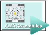 FLEX 27mm Square Assemblies