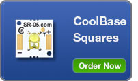 CoolBase Square LEDs
