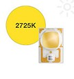 LXH8-PW27 - ANSI White (2725K) LUXEON A LED - 160 lm @ 700mA