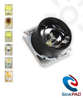 Non-Stocked SinkPAD-II Star/O LED Assemblies