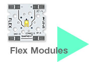 FLEX 27mm Square Modules