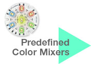 Predefined Color Mixers