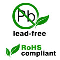 SinkPAD LEDs are RoHS Compliant