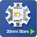 SinkPAD Star LEDs