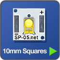 SinkPAD 10mm Square LEDs