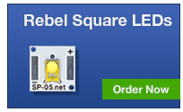 Rebel Square LED Modules
