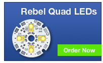 Rebel Quad LED Modules