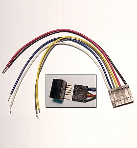 Connecting wire for 3021 & 4015 'E' or 'I' Drivers - 6 Wire