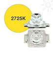 SR-04-2700-160 - ANSI White (2725K) LUXEON A LED, Mounted on a 11.1 x 15.9 Rectangular CoolBase - 160 lm @ 700mA